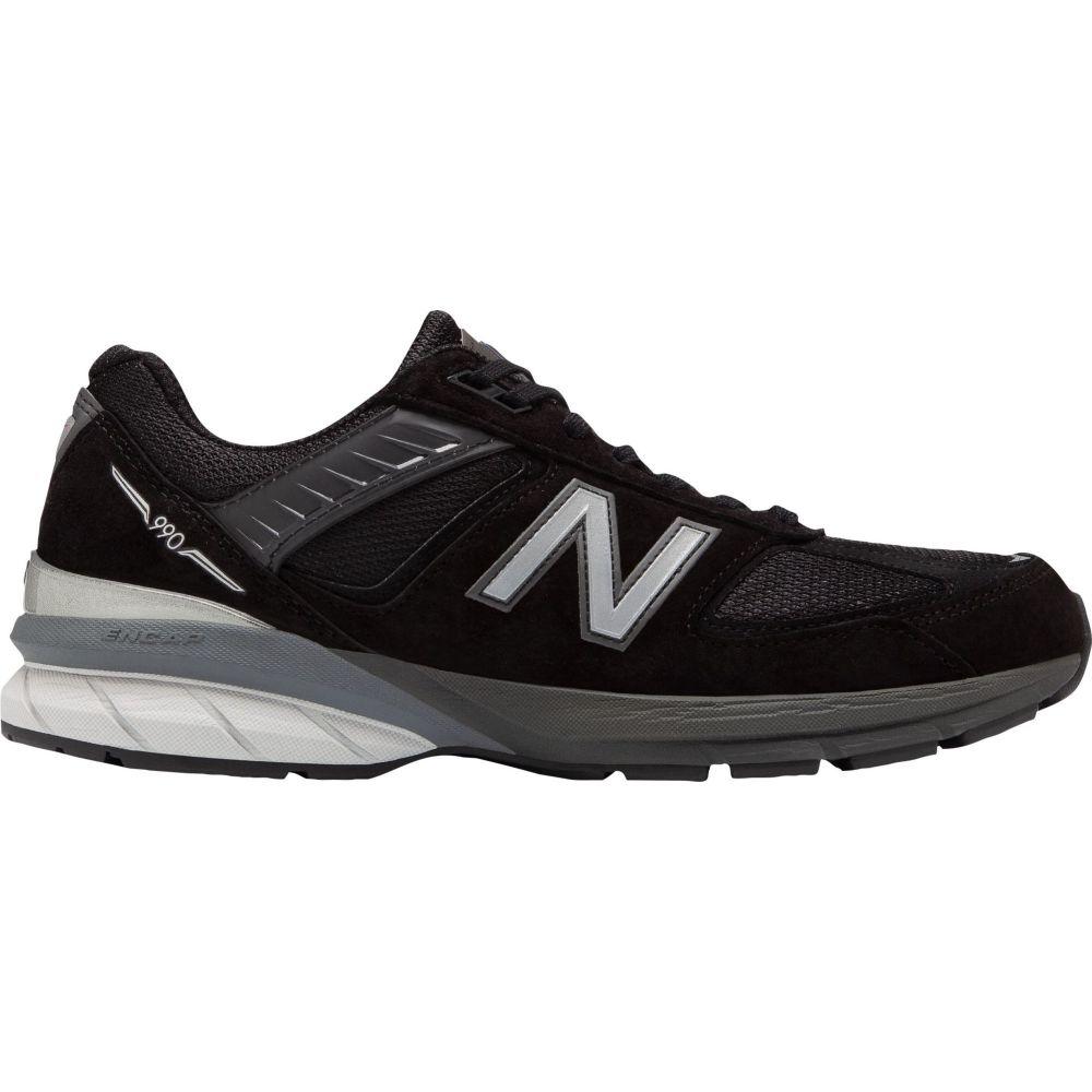 ニューバランス New Balance メンズ スニーカー シューズ・靴【M990V5 Shoes】Black/Silver