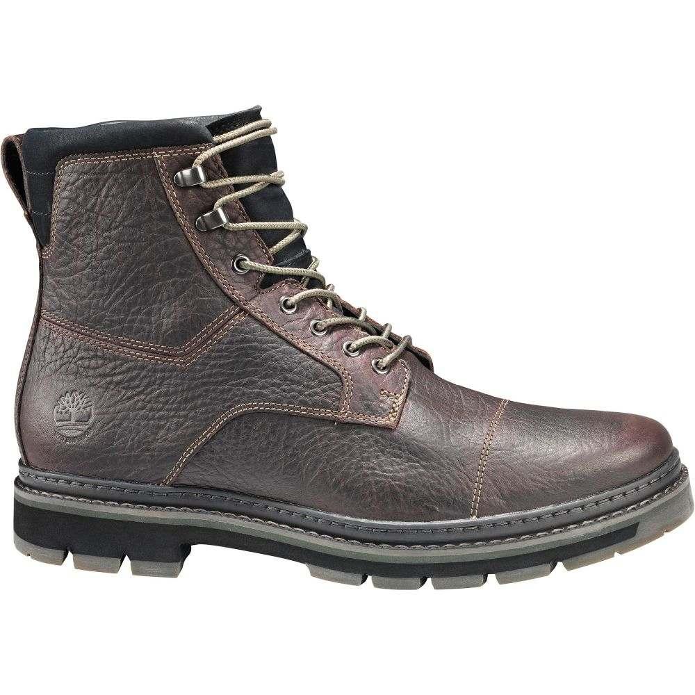 ティンバーランド Timberland メンズ ブーツ ウインターブーツ シューズ・靴【Port Union 200g Waterproof Winter Boots】Dark Brown