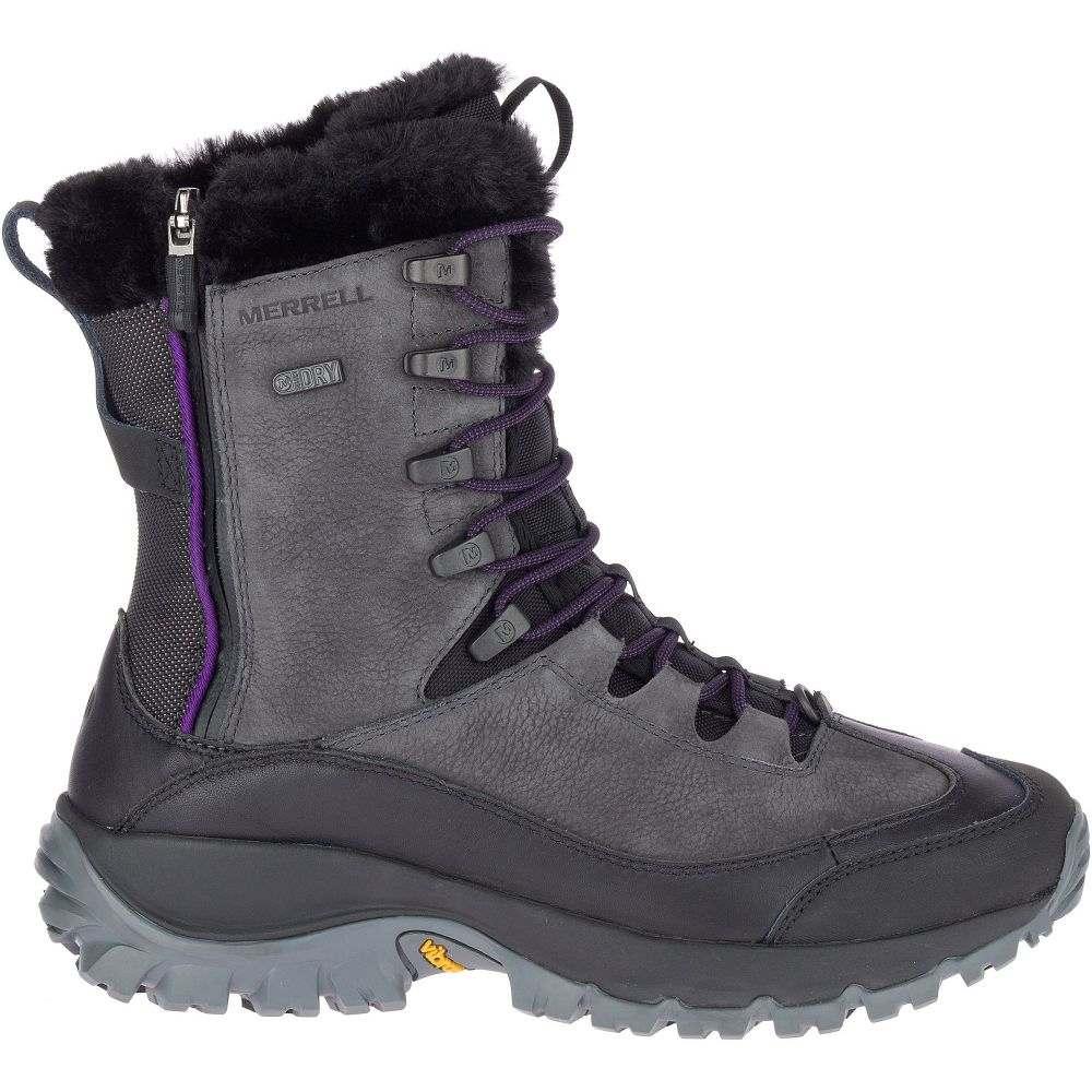 メレル Merrell レディース ハイキング・登山 ブーツ シューズ・靴【Thermo Rhea Mid 200g Waterproof Hiking Boots】Granite