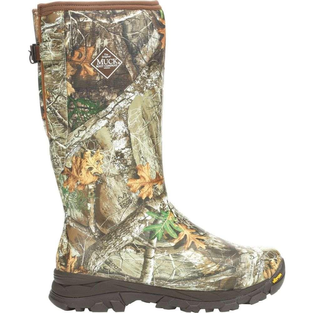 マックブーツ Muck Boots メンズ ブーツ シューズ・靴【Arctic Ice XF Rubber Hunting Boots】Realtree EDGE