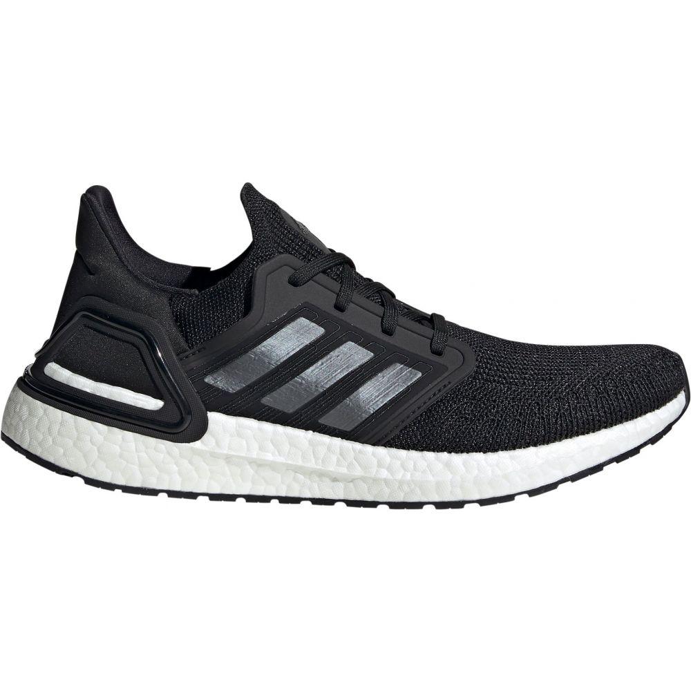 アディダス adidas メンズ ランニング・ウォーキング シューズ・靴【Ultraboost 20 Running Shoes】Black/White