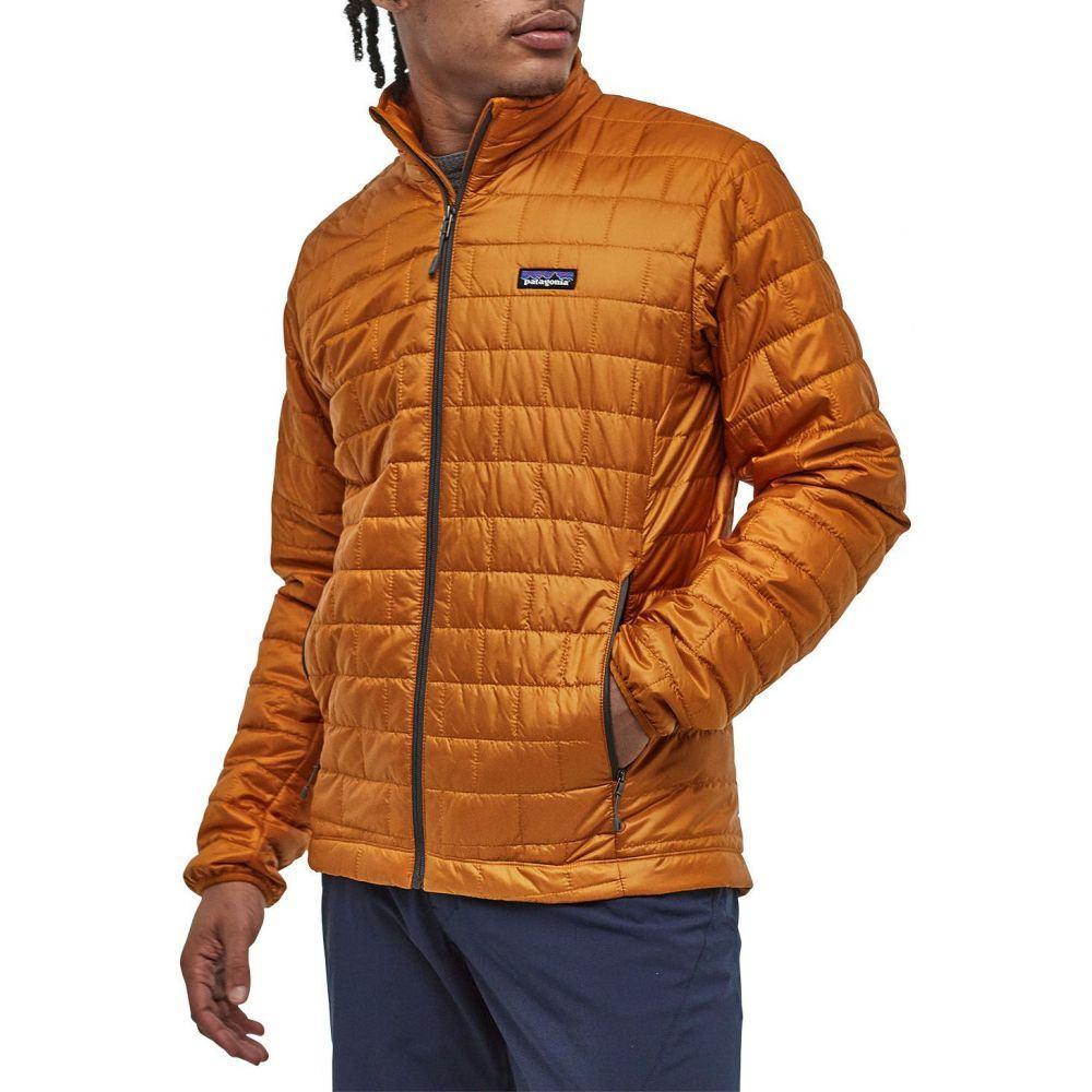 パタゴニア Patagonia メンズ ダウン・中綿ジャケット アウター【Nano Puff Jacket】Hammonds Gold