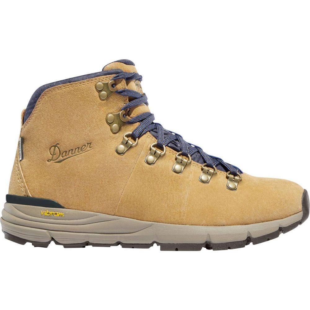 ダナー Danner レディース ハイキング・登山 ブーツ シューズ・靴【Mountain 600 4.5'' Suede Waterproof Hiking Boots】Sand