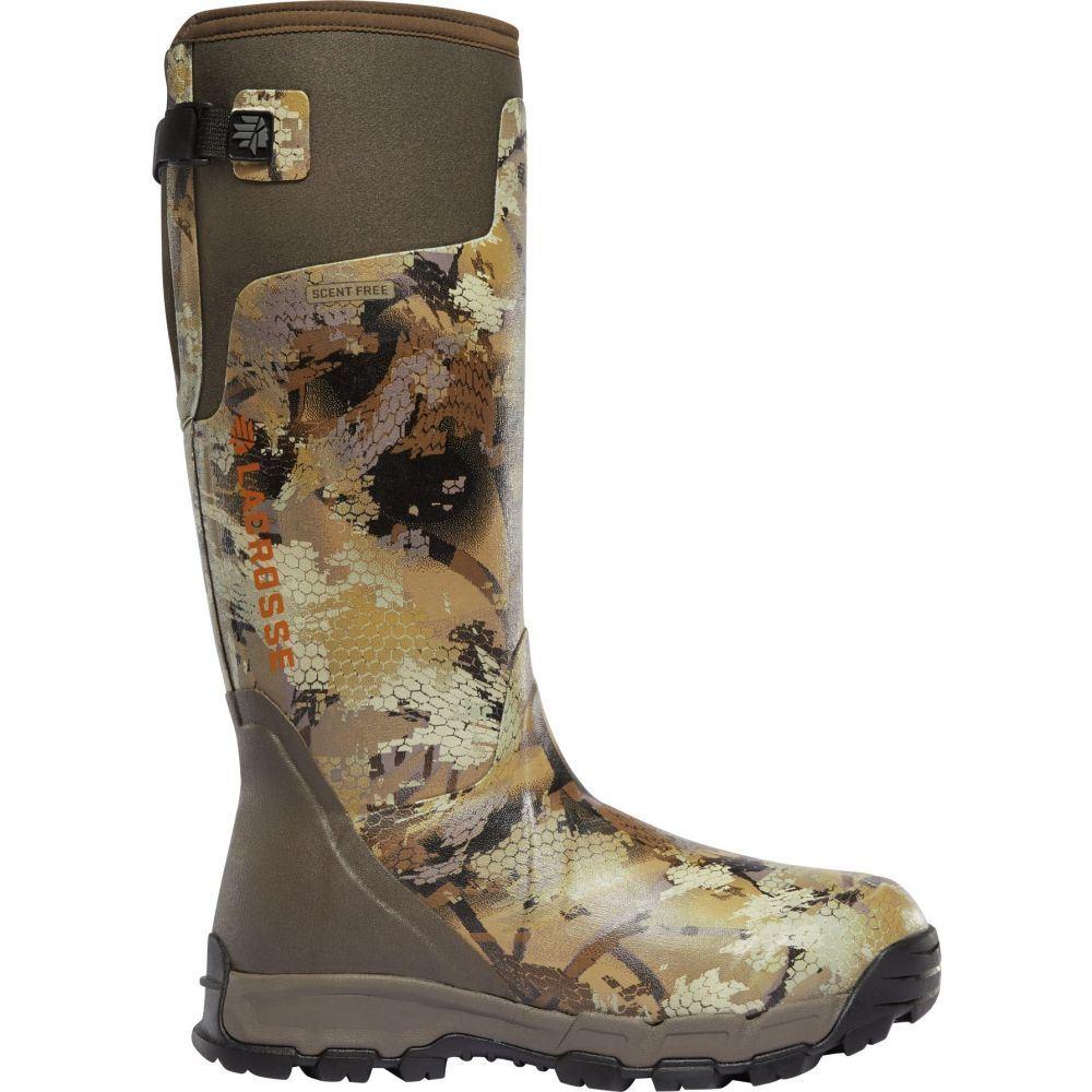 ラクロッセ LaCrosse メンズ ブーツ シューズ・靴【Alphaburly Pro 18'' Gore OPTIFADE Marsh 1600g Rubber Hunting Boots】Gore Optifade Marsh