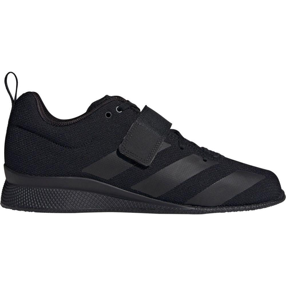 アディダス adidas メンズ フィットネス・トレーニング シューズ・靴【addias Adipower Weightlifting 2 Training Shoes】Core Blk/Core Blk/Cor Blk