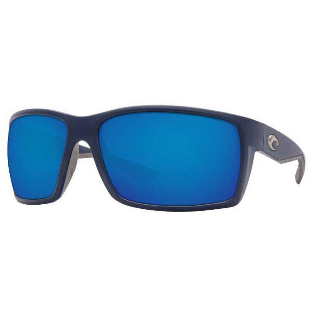 コスタデルメール Costa Del Mar メンズ メガネ・サングラス 【Reefton 580P Polarized Sunglasses】Matte Blue/Blue