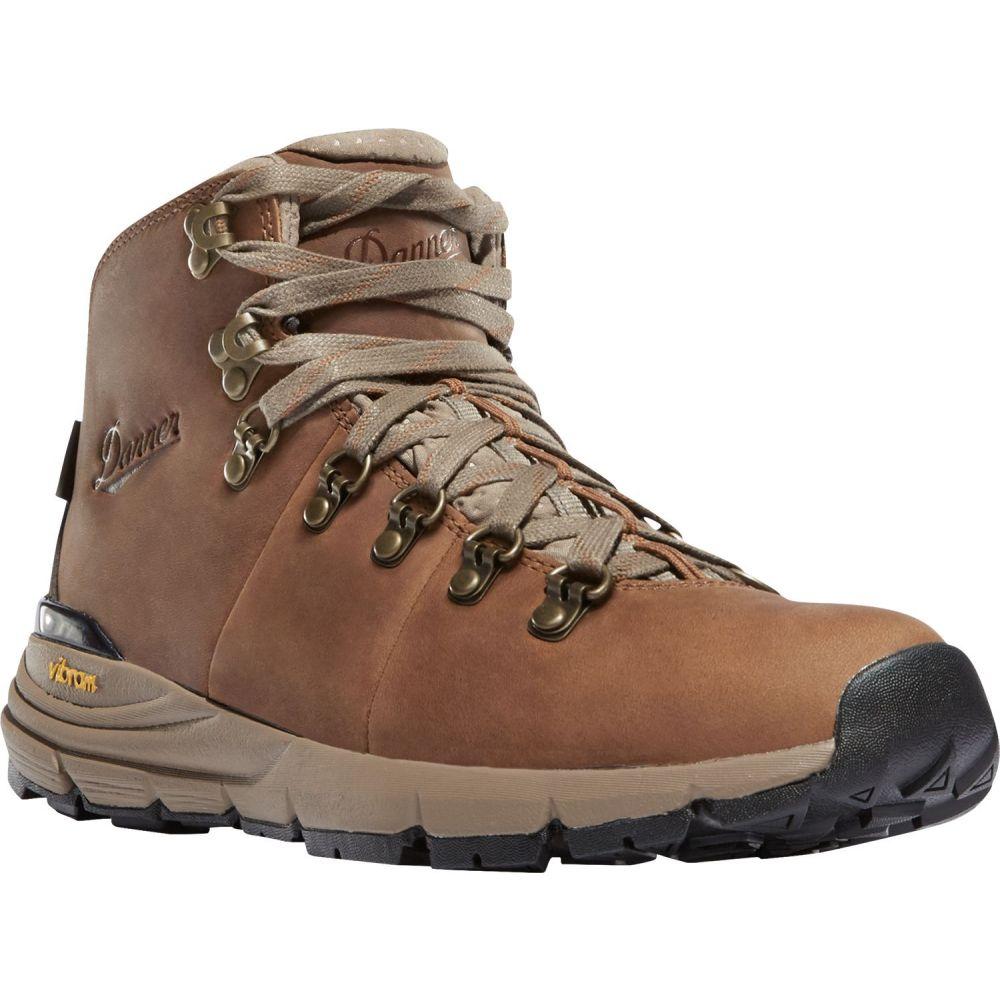 ダナー Danner レディース ハイキング・登山 ブーツ シューズ・靴【Mountain 600 4.5'' Waterproof Hiking Boots】Rich Brown