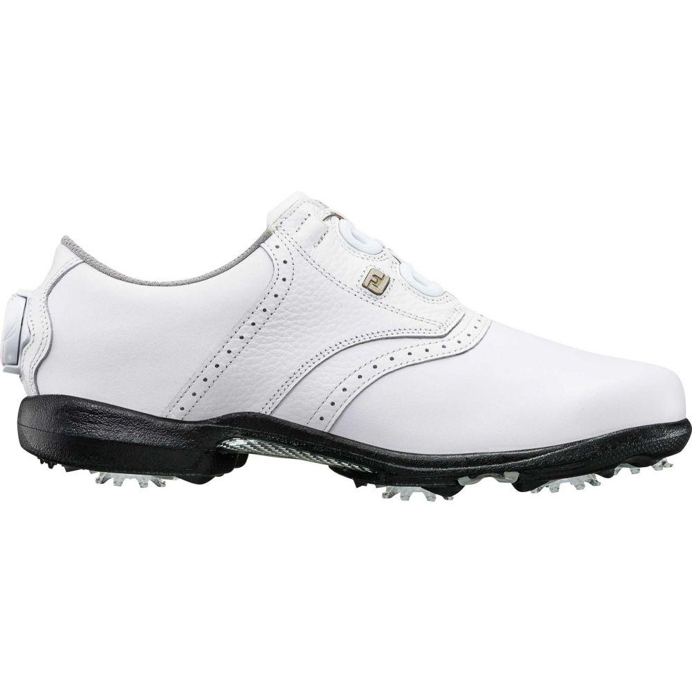 フットジョイ FootJoy レディース ゴルフ シューズ・靴【DryJoys BOA Golf Shoes】White