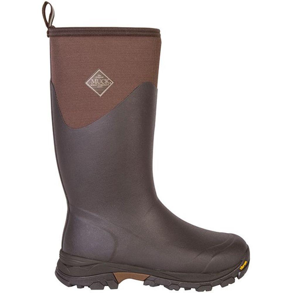 マックブーツ Muck Boots メンズ ブーツ ウインターブーツ シューズ・靴【Arctic Ice Tall Insulated Waterproof Winter Boots】Brown/Tan