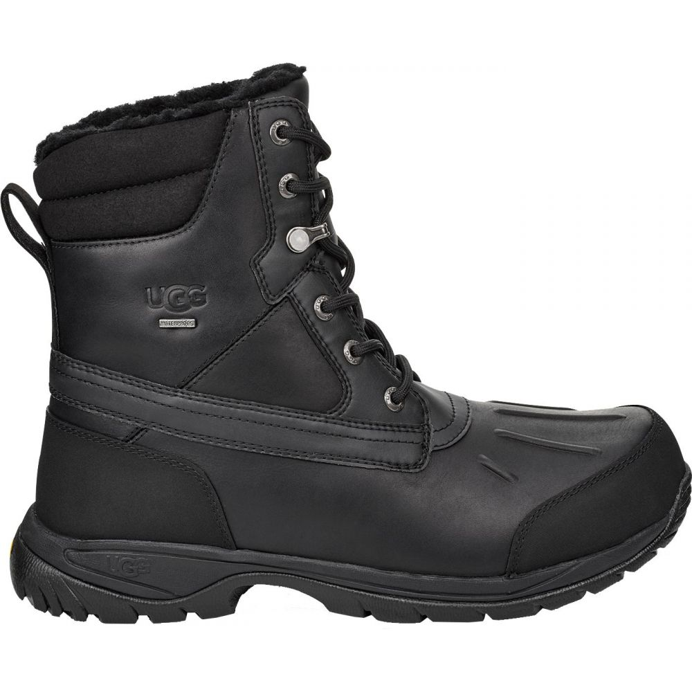 アグ UGG メンズ ブーツ ウインターブーツ シューズ・靴【Felton Waterproof Winter Boots】Black