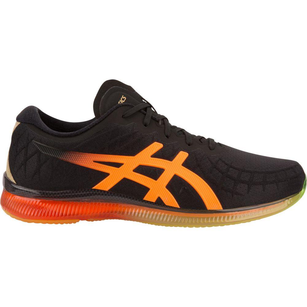 アシックス ASICS メンズ ランニング・ウォーキング シューズ・靴【Gel-Quantum Infinity Running Shoes】Black/Orange