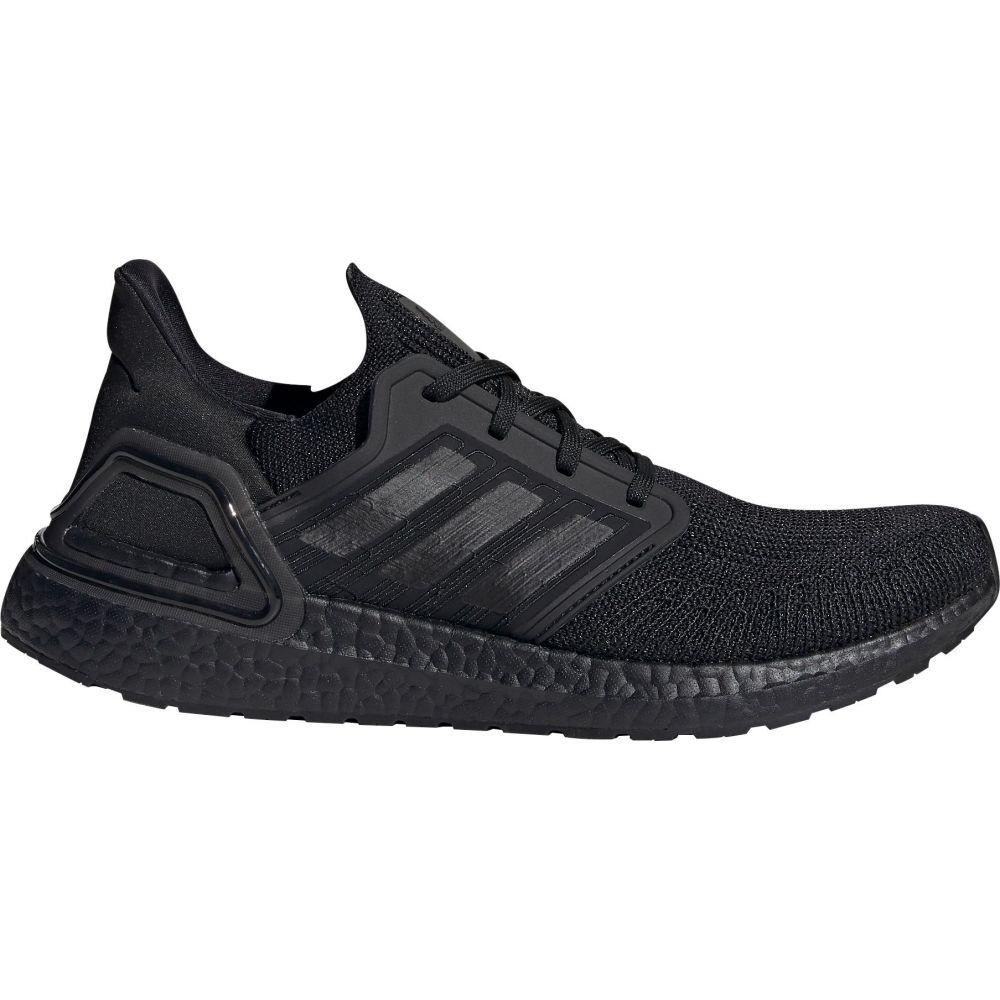 アディダス adidas メンズ ランニング・ウォーキング シューズ・靴【Ultraboost 20 Running Shoes】Triple Black