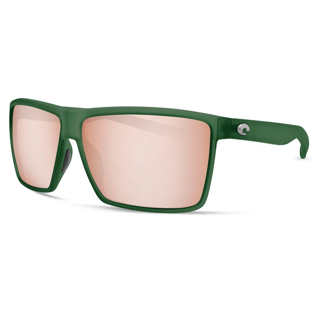 コスタデルメール Costa Del Mar メンズ メガネ・サングラス 【Rincon 580P Polarized Sunglasses】Green/Grey