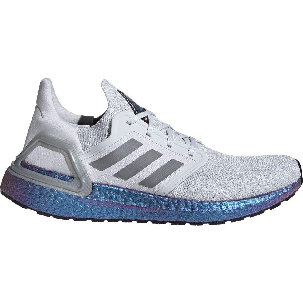 アディダス adidas メンズ ランニング・ウォーキング シューズ・靴【Ultraboost 20 Goodbye Gravity Running Shoes】Grey/Violet/Black