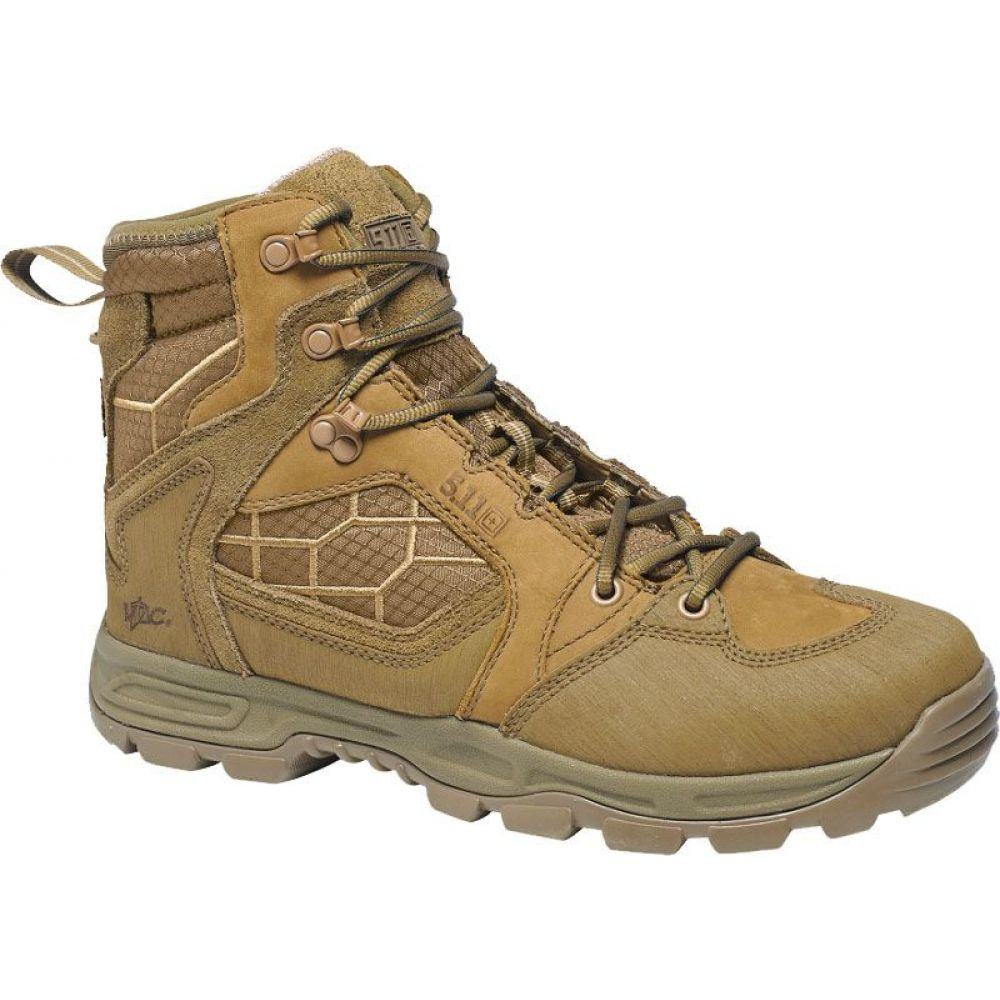 5.11 タクティカル 5.11 Tactical メンズ ブーツ シューズ・靴【XPRT 2.0 Waterproof Tactical Boots】Dark Coyote