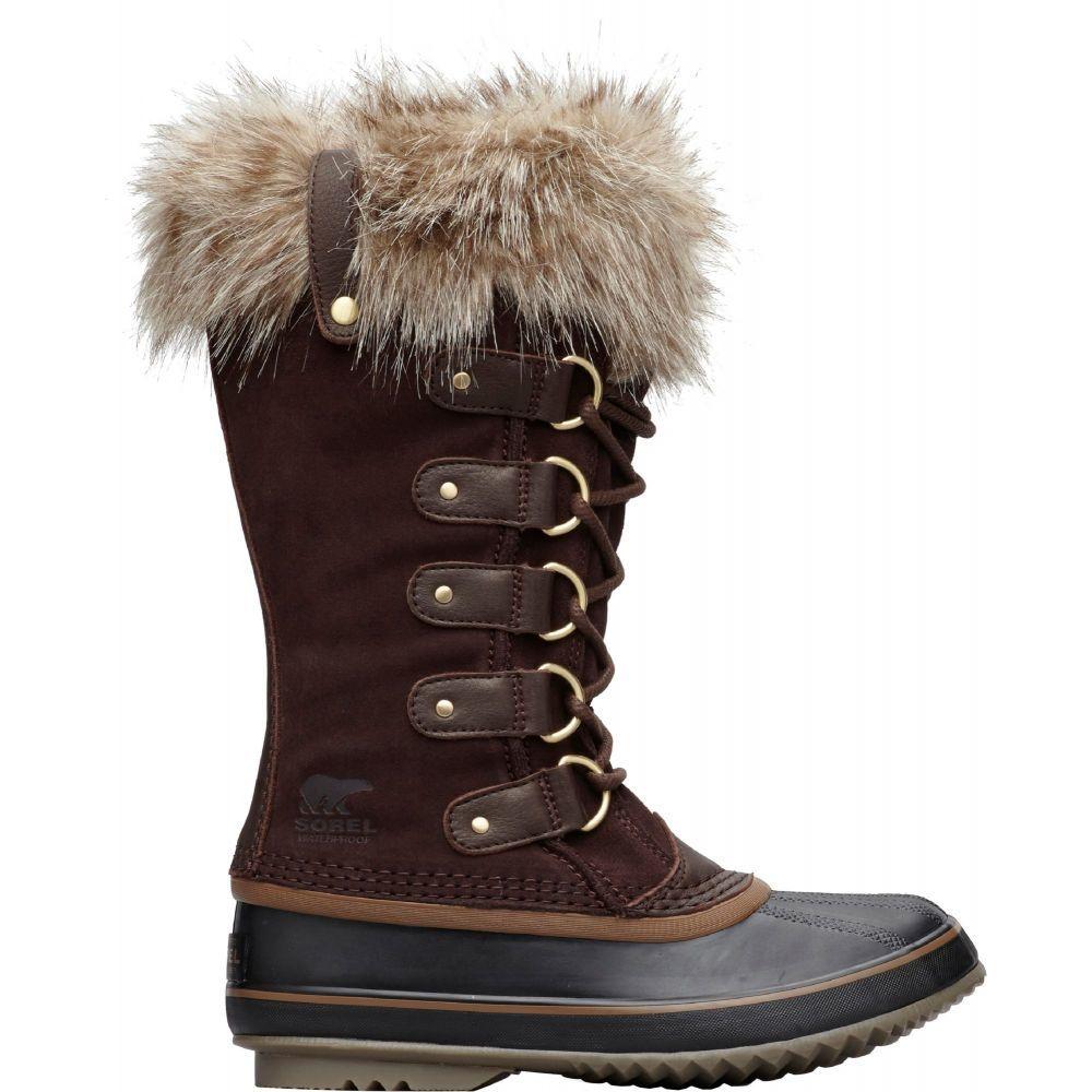 ソレル SOREL レディース ブーツ ウインターブーツ シューズ・靴【Joan of Arctic Insulated Waterproof Winter Boots】Cattail