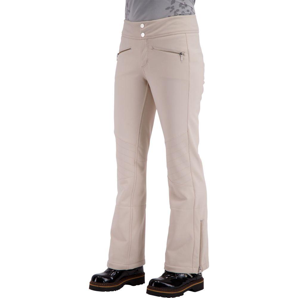 オバマイヤー Obermeyer レディース ボトムス・パンツ ソフトシェル【Clio Softshell Pants】Sand Bar