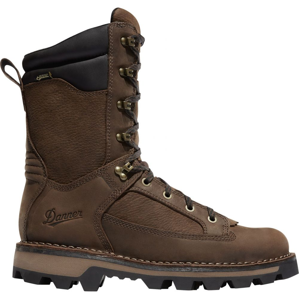 ダナー Danner メンズ ブーツ シューズ・靴【Powderhorn 10'' GORE-TEX Hunting Boots】Brown