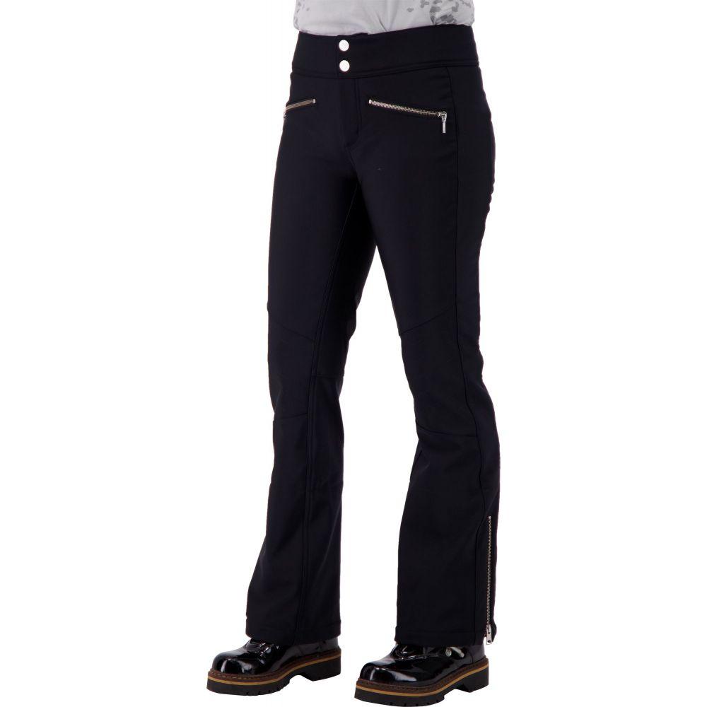 オバマイヤー Obermeyer レディース ボトムス・パンツ ソフトシェル【Clio Softshell Pants】Black