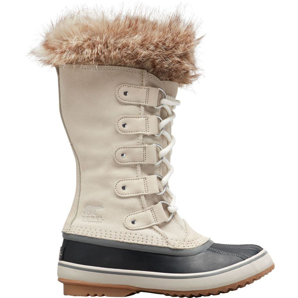 ソレル SOREL レディース ブーツ ウインターブーツ シューズ・靴【Joan of Arctic Insulated Waterproof Winter Boots】Dark Stone