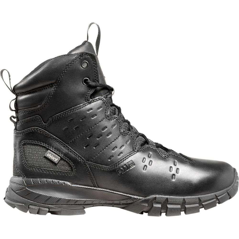 5.11 タクティカル 5.11 Tactical メンズ ブーツ シューズ・靴【XPRT 3.0 6'' Waterproof Tactical Boots】Black