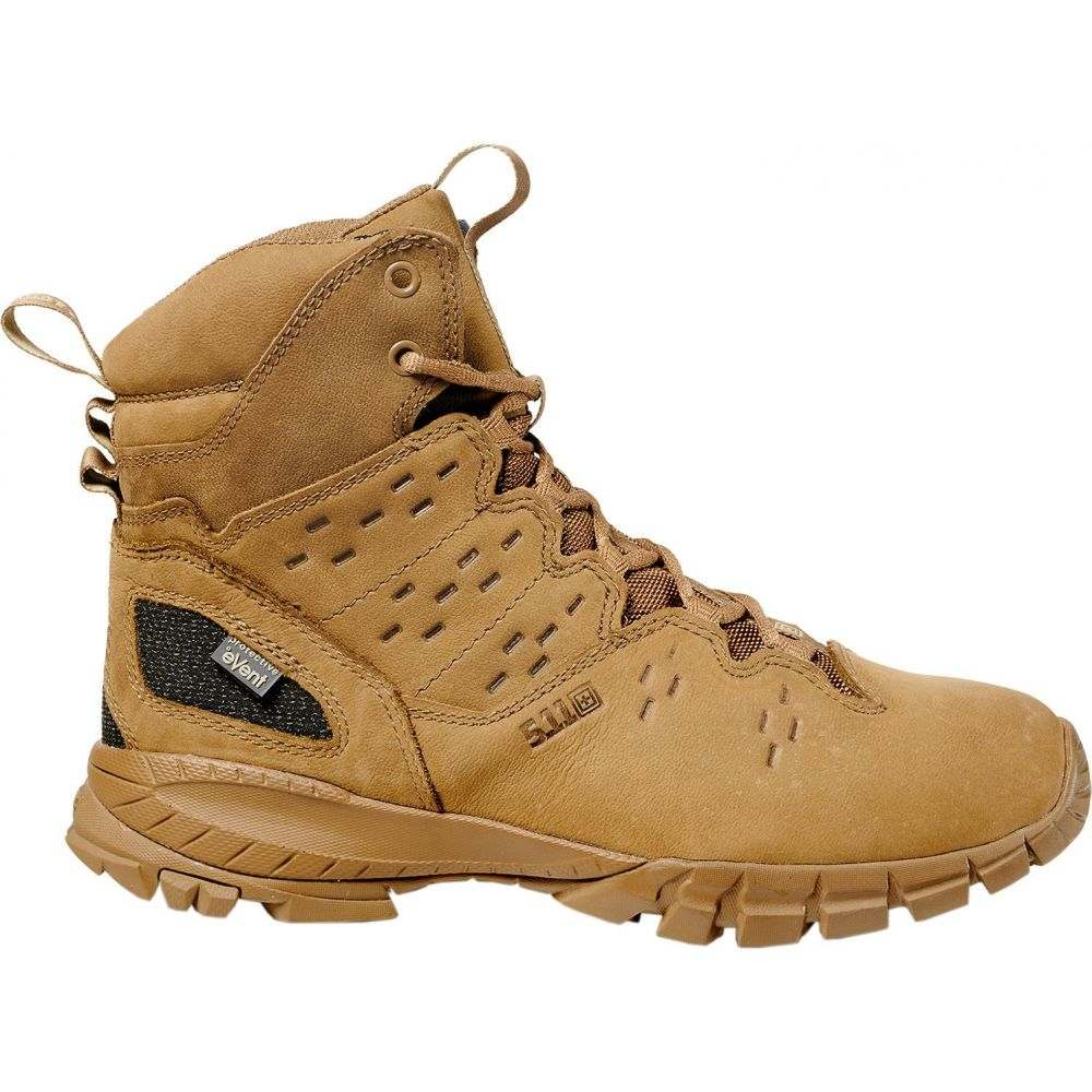 5.11 タクティカル 5.11 Tactical メンズ ブーツ シューズ・靴【XPRT 3.0 6'' Waterproof Tactical Boots】Dark Coyote