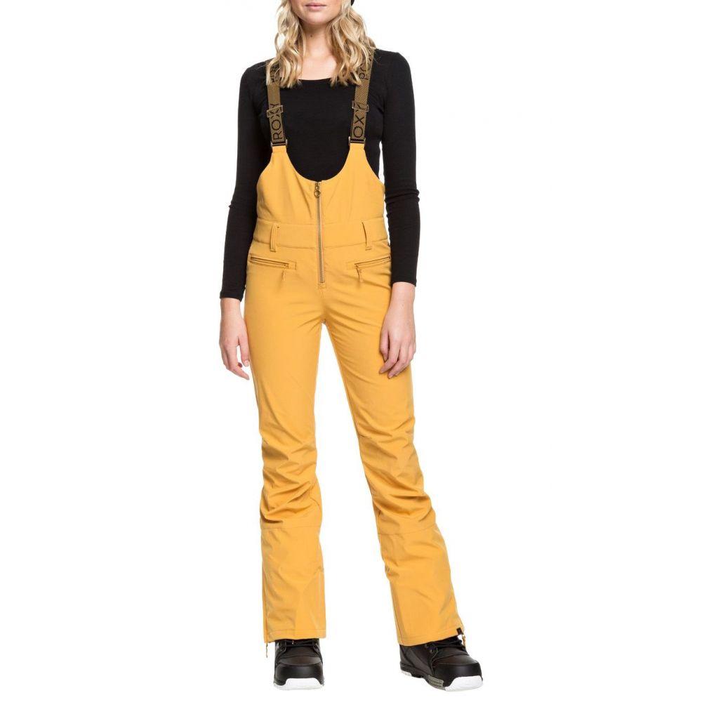 ロキシー Roxy レディース ボトムス・パンツ 【Torah Bright Summit Snow Pants】Spruce Yellow