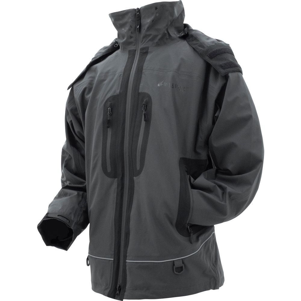フロッグトッグス frogg toggs メンズ レインコート アウター【Pilot Pro Rain Jacket (Regular and Big & Tall)】Charcoal Gray