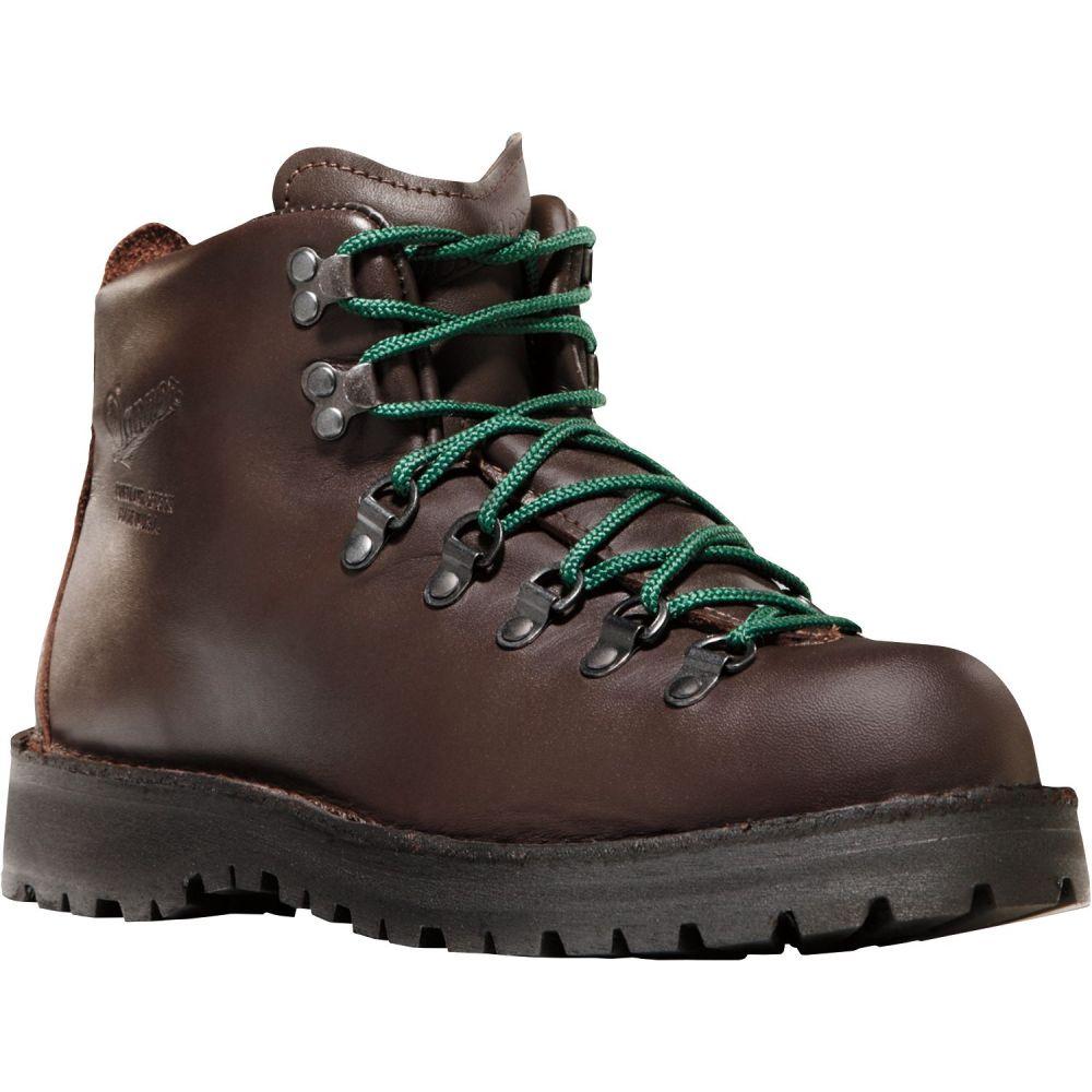 ダナー Danner レディース ハイキング・登山 ブーツ シューズ・靴【Mountain Light II 5'' Waterproof Hiking Boots】褐色