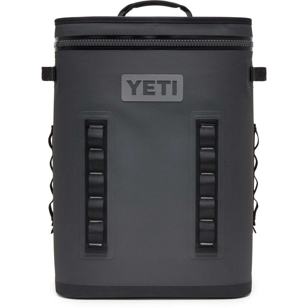 イエティ YETI ユニセックス バックパック・リュック バッグ【Hopper BackFlip 24 Backpack Cooler】Charcoal