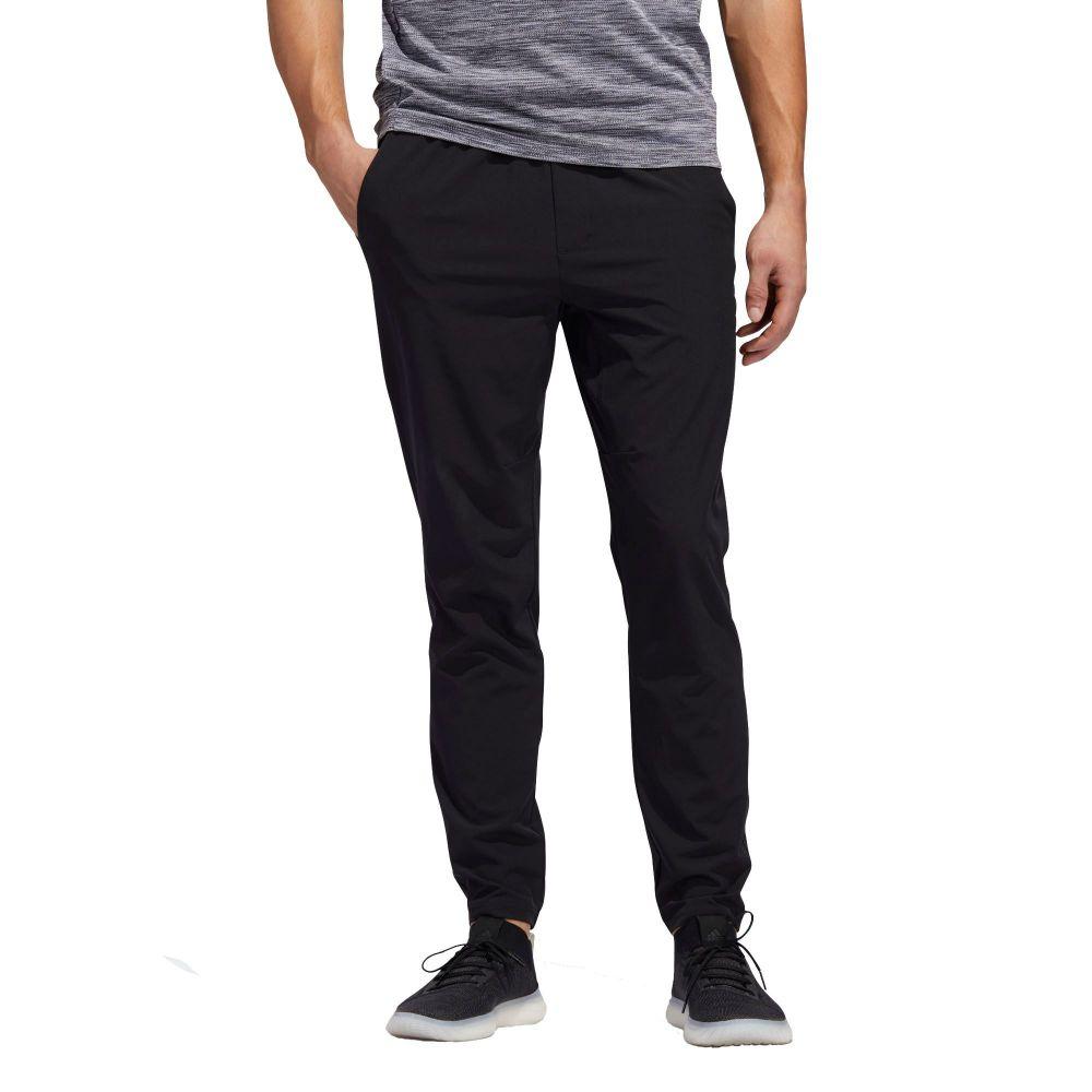 アディダス adidas メンズ ボトムス・パンツ 【Axis Elevated Woven Pant】Black