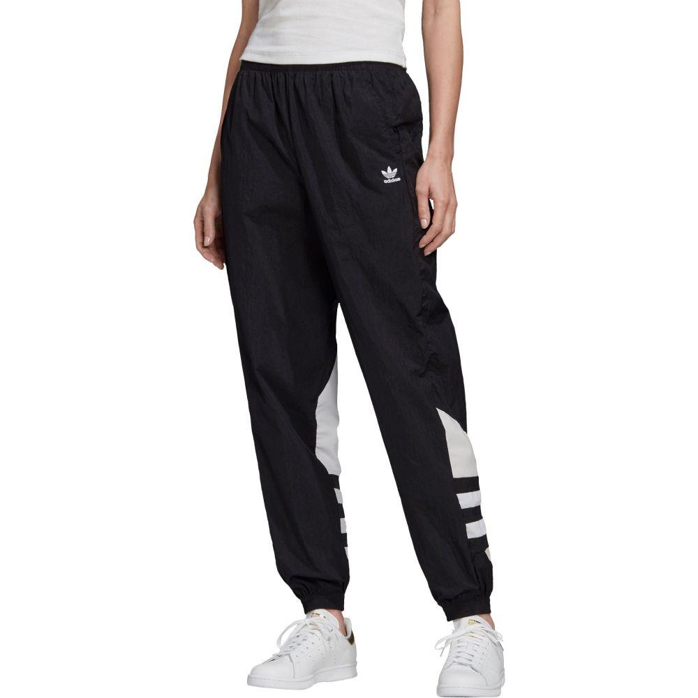アディダス adidas レディース スウェット・ジャージ ボトムス・パンツ【Originals Large Logo Track Pants】Black/White