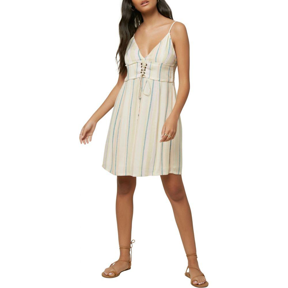 オニール O'Neill レディース ワンピース ワンピース・ドレス【Brida Stripe Dress】Multi