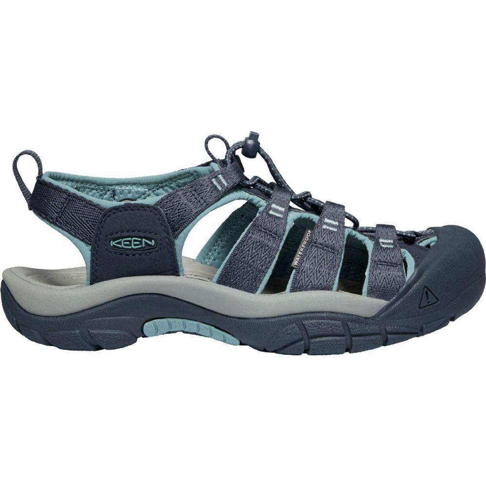 キーン Keen レディース サンダル・ミュール シューズ・靴【KEEN Newport H2 Sandals】Navy/Smoke