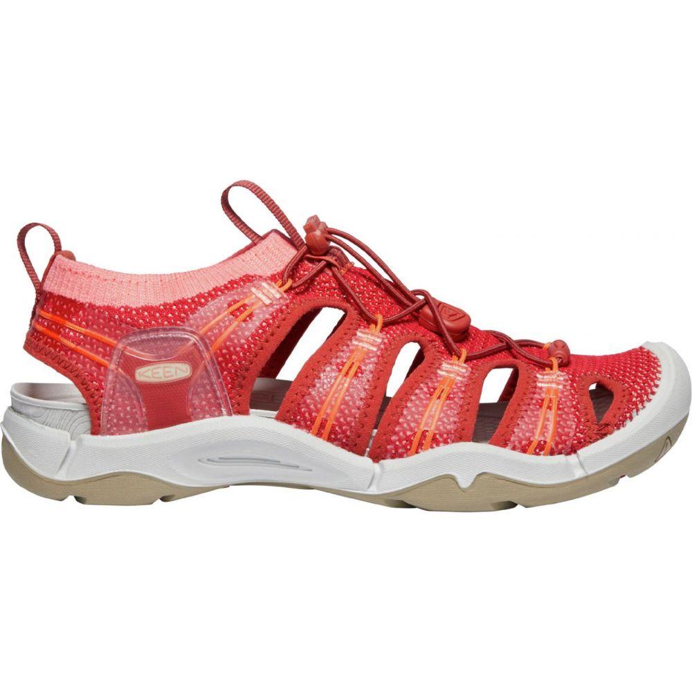 キーン Keen レディース サンダル・ミュール シューズ・靴【KEEN EVOfit One Sandals】Coral