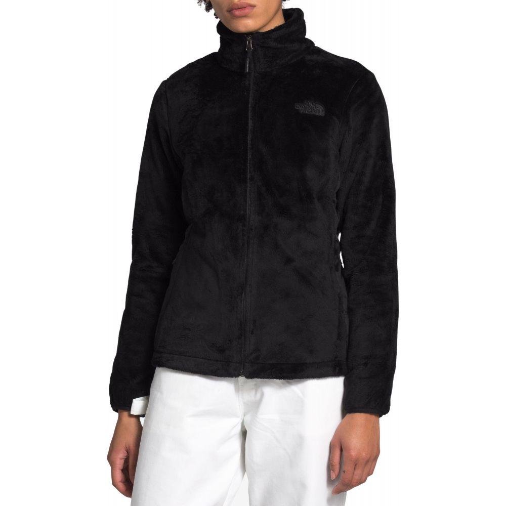 ザ ノースフェイス The North Face レディース フリース トップス【Osito Hybrid Full Zip Jacket】TNF Black
