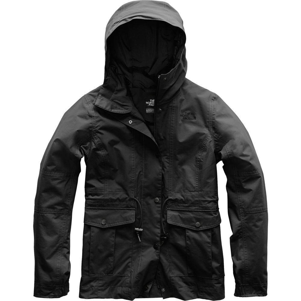 ザ ノースフェイス The North Face レディース レインコート アウター【Zoomie Rain Jacket】TNF Black