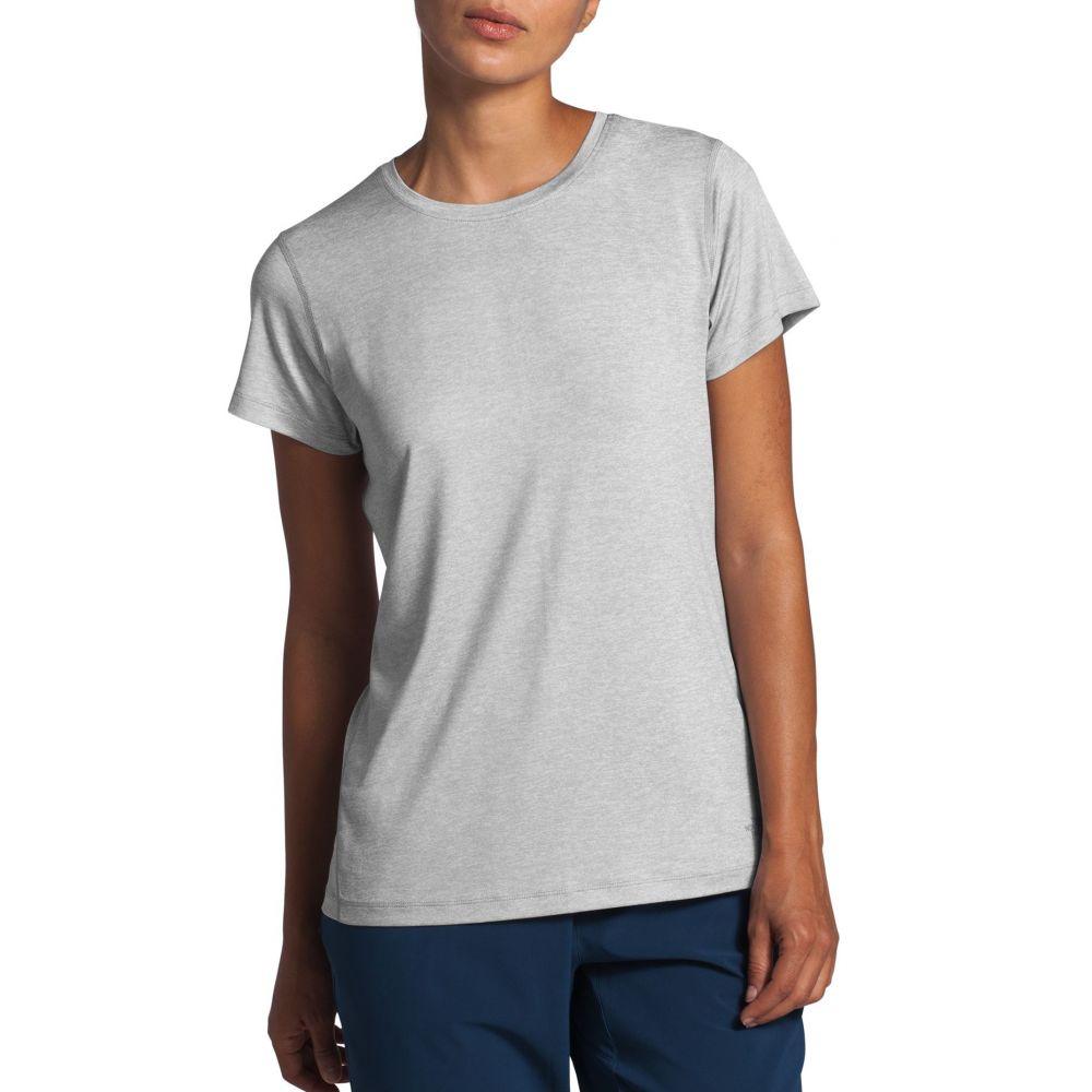 ザ ノースフェイス The North Face レディース Tシャツ トップス Hyperlayer FlashDry T Shirt Tnf Light Grey HeatheroxCBde