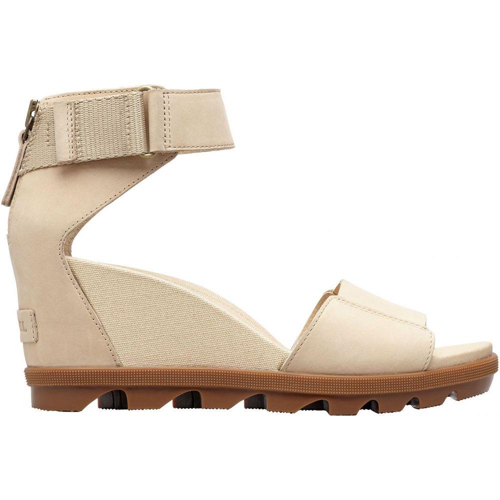 ソレル SOREL レディース サンダル・ミュール アンクルストラップ シューズ・靴【Joanie II Ankle Strap Sandals】Oatmeal
