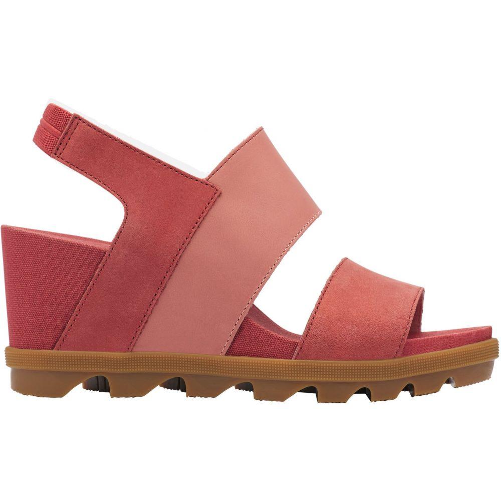 ソレル SOREL レディース サンダル・ミュール シューズ・靴【Joanie II Slingback Sandals】Sandalwood Pink