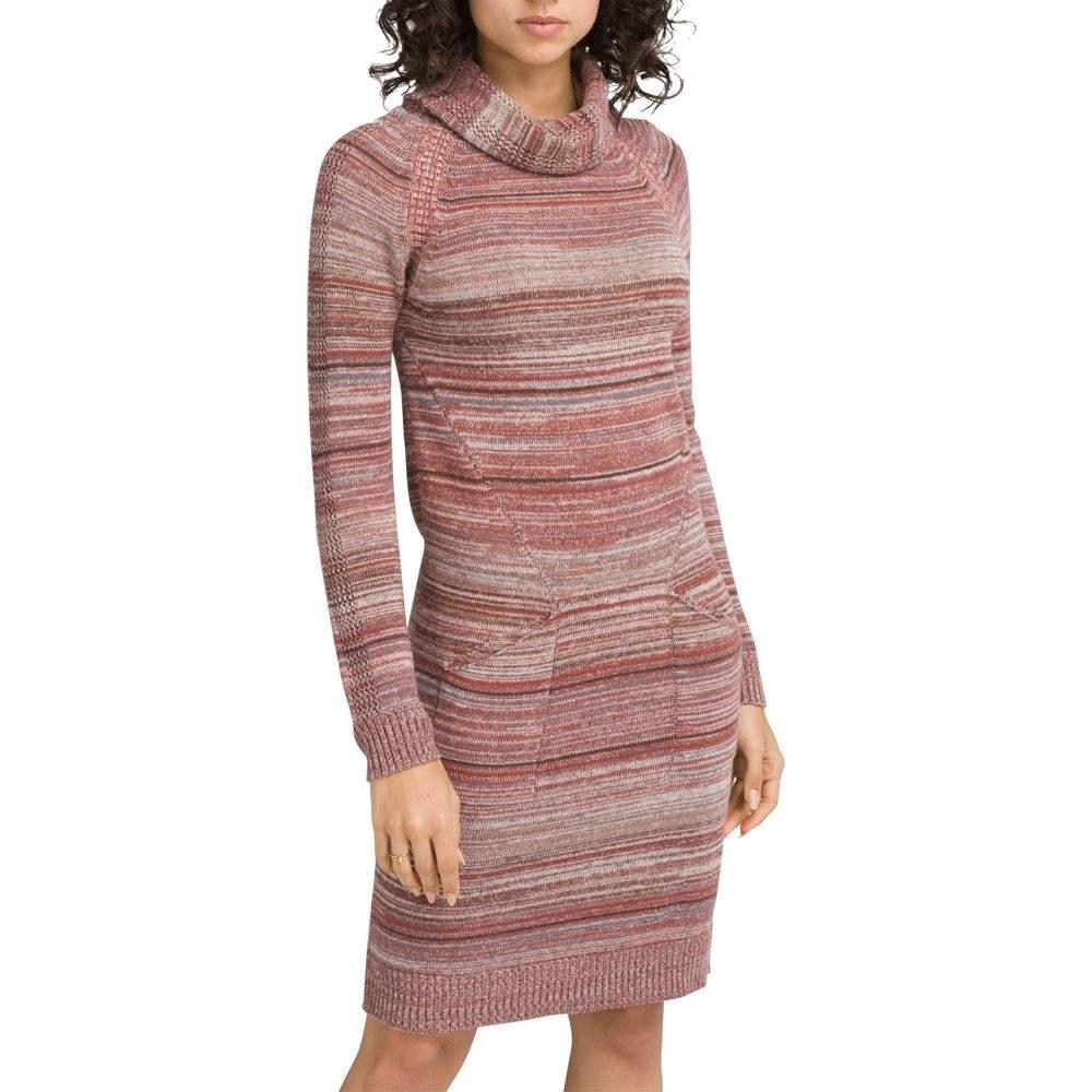 プラーナ prAna レディース ワンピース ワンピース・ドレス【Bisque Long Sleeve Dress】Chai