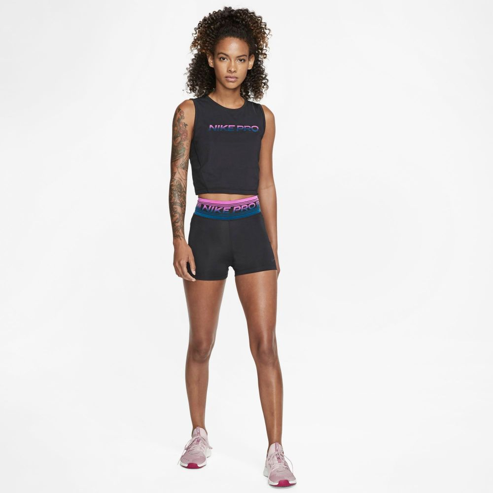 ナイキ Nike レディース ショートパンツ ドライフィット ボトムス・パンツ Pro Dri FIT Support Shorts BlackbygY76fv
