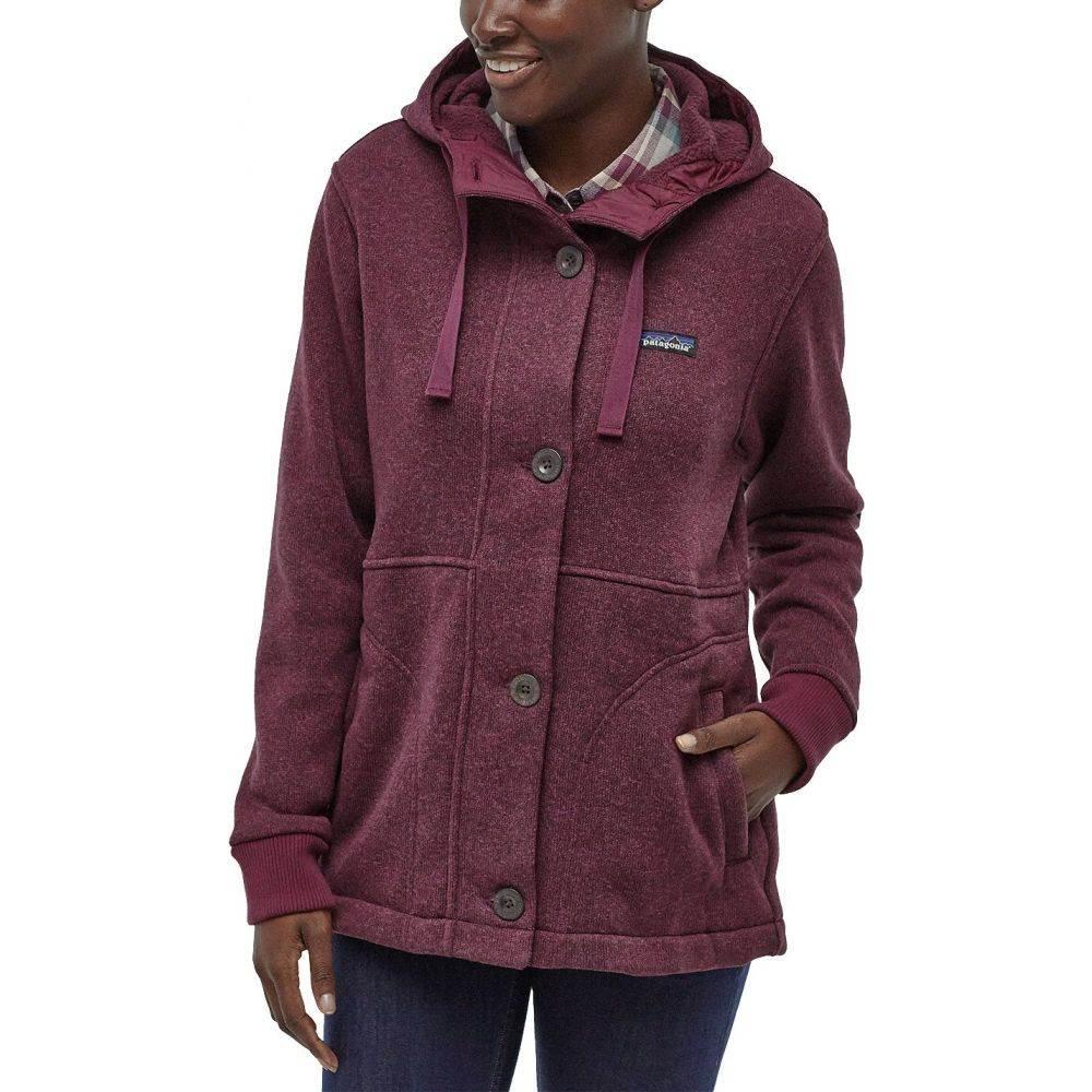 パタゴニア Patagonia レディース フリース トップス【Better Sweater Coat】Light Balsamic