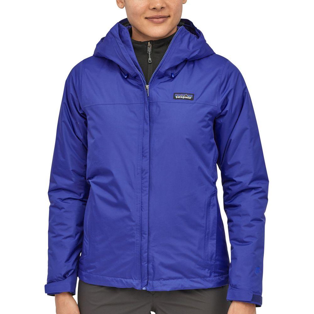パタゴニア Patagonia レディース ジャケット アウター【Insulated Torrentshell Jacket】Cobalt Blue