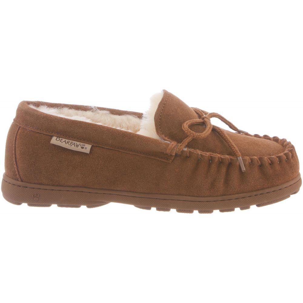 ベアパウ BEARPAW レディース スリッパ シューズ・靴【Mindy II Slippers】Hickory