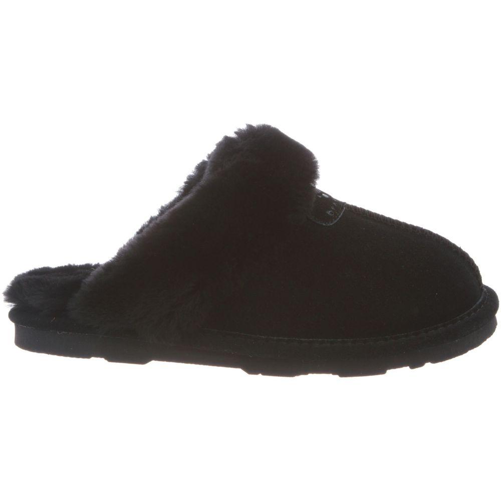 ベアパウ BEARPAW レディース スリッパ シューズ・靴【Loki II Slippers】Black