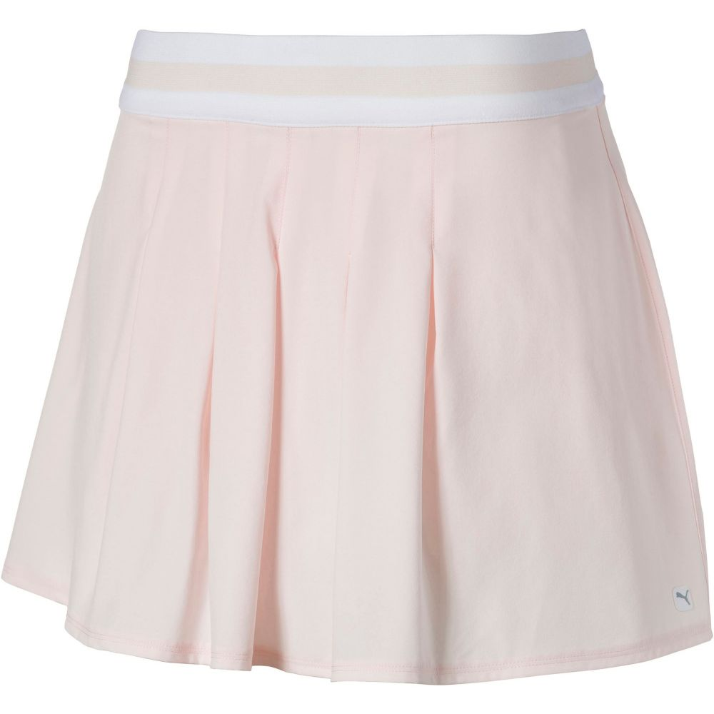 プーマ PUMA レディース ゴルフ スカート ボトムス・パンツ【14 Resort Golf Skirt】Rosewater