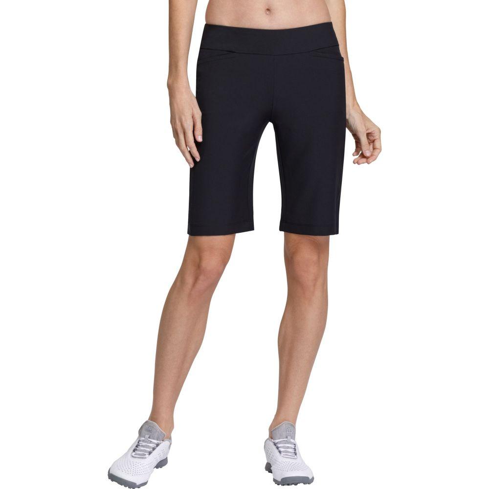 テイル Tail レディース ゴルフ ショートパンツ ボトムス・パンツ【Side Insert Golf Shorts - Extended Sizes】Onyx
