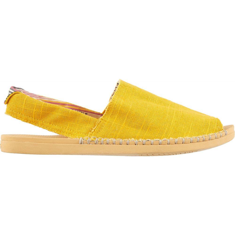 リーフ Reef レディース サンダル・ミュール シューズ・靴【Escape Sling Sandals】Sunflower