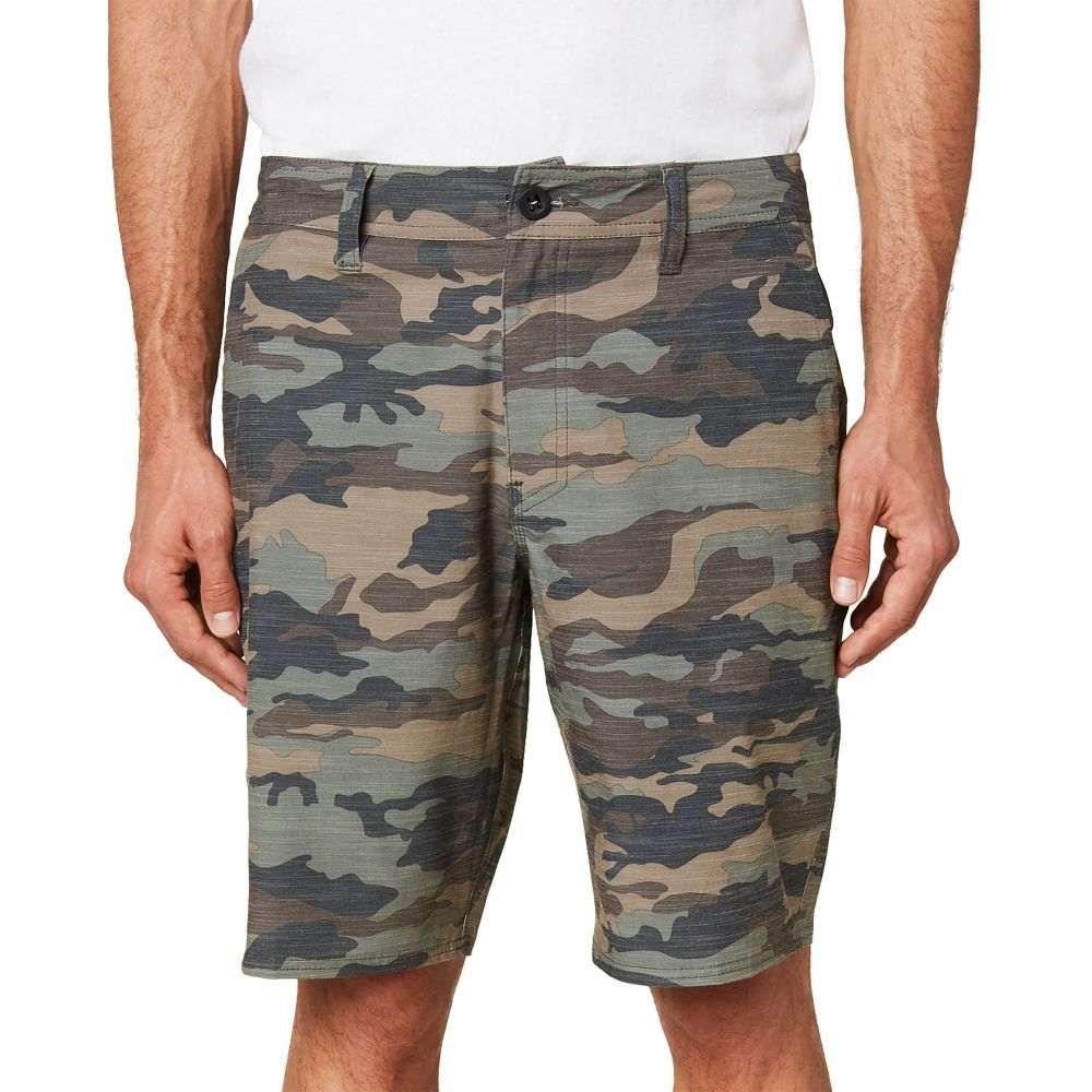 オニール O'Neill メンズ ショートパンツ ボトムス・パンツ【Locked Slub Hybrid Shorts】Camo